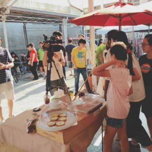 母親節市集    買夢給媽媽,小記者專訪,勇敢追夢,寫故事的台南人