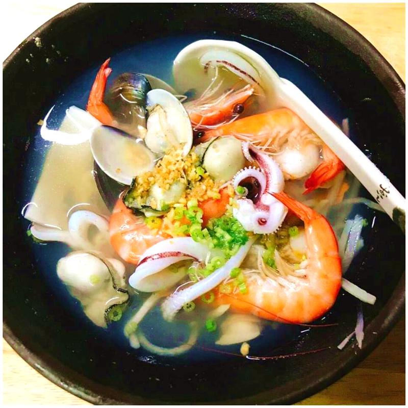 佰九海鮮粥