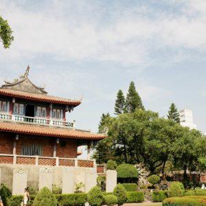 台南古蹟景點|探索台南 , 緣起青春, 那些課本上的台南古蹟全覽