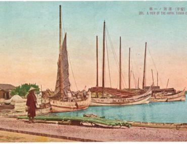 臺南運河追憶之旅
