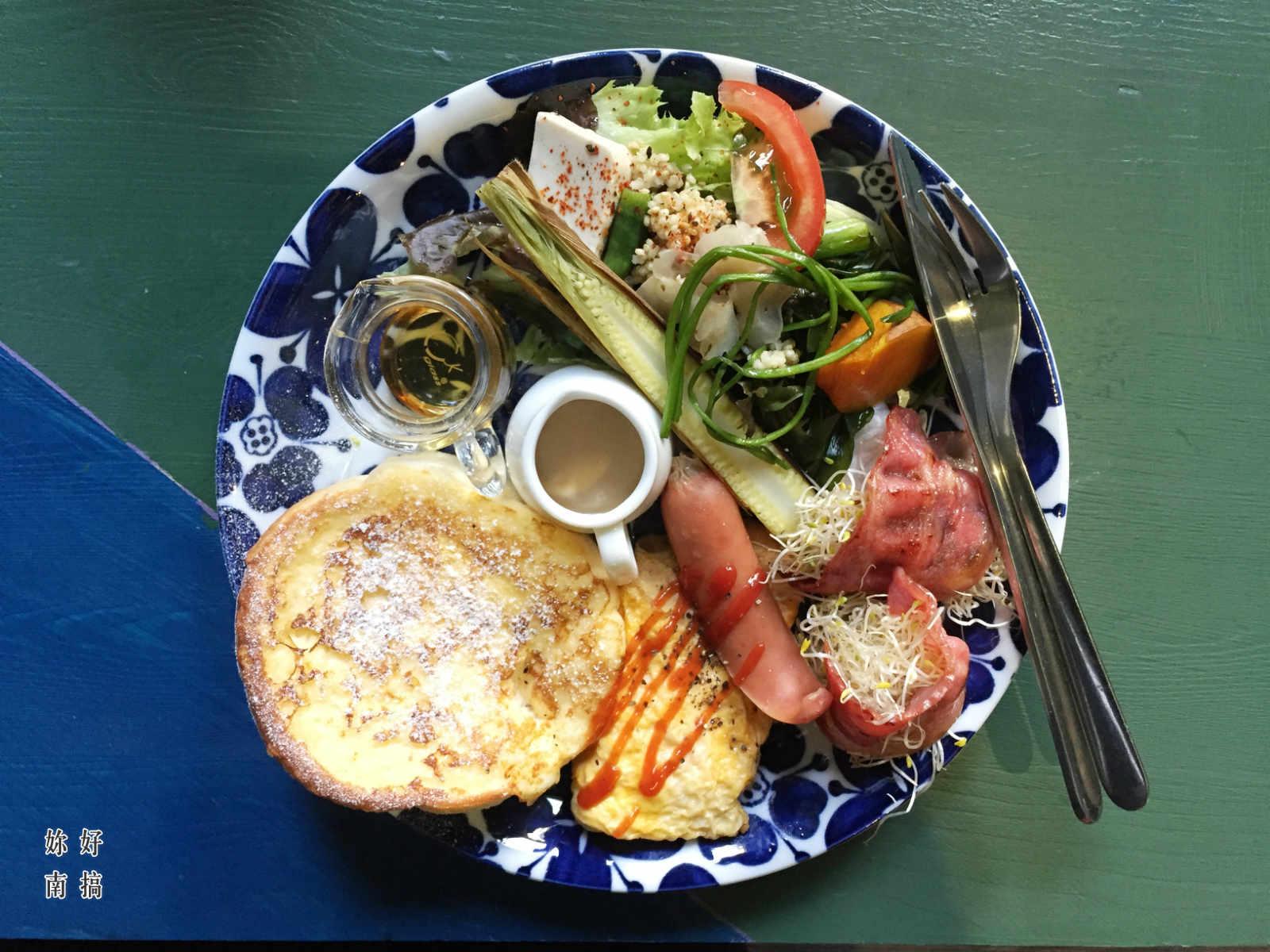 台南早午餐 卡加米亞