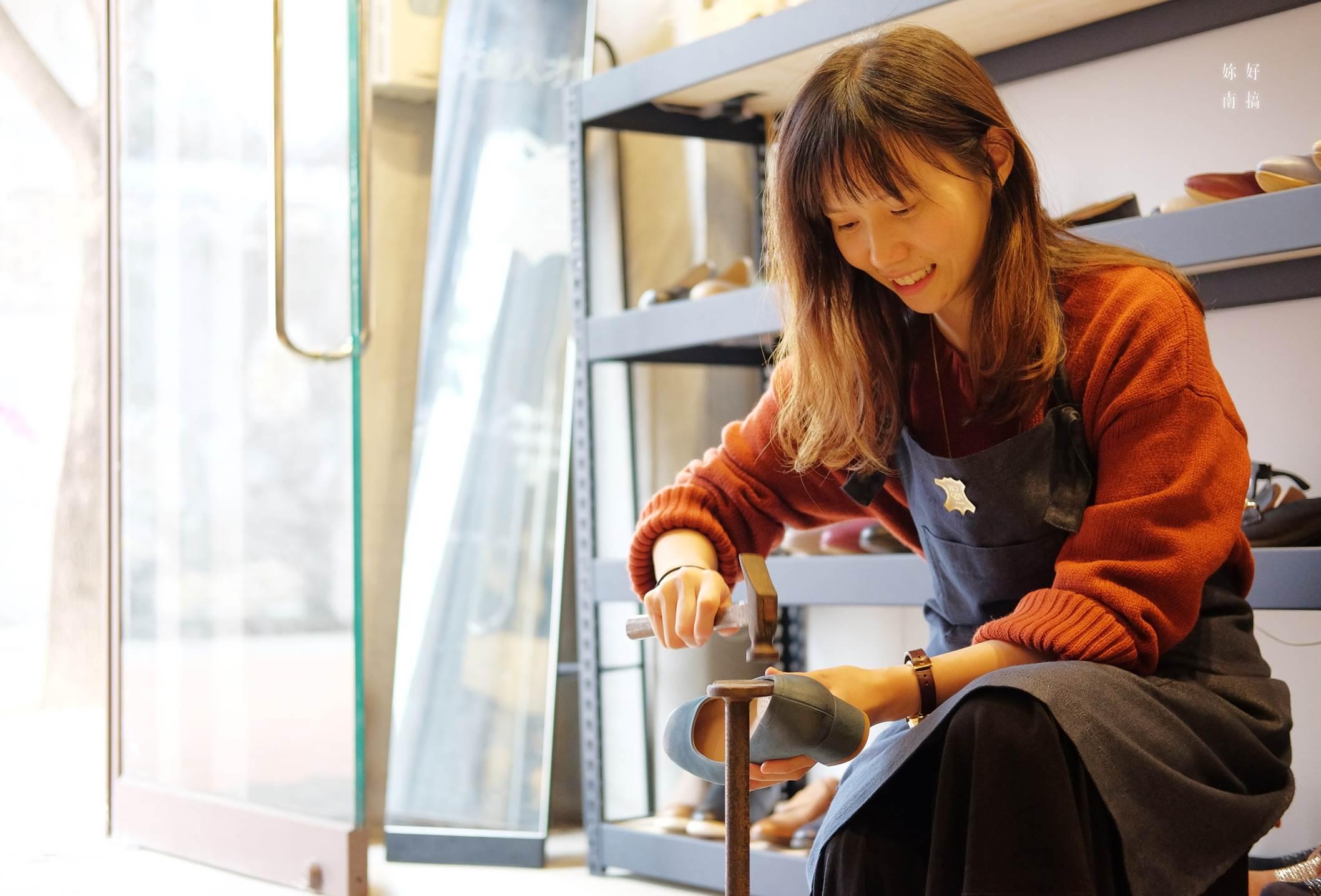 台灣手工女鞋-09-妳好南搞