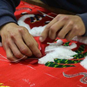 府城光彩繡莊  | 一針一線,繡出一甲子的傳統刺繡技藝