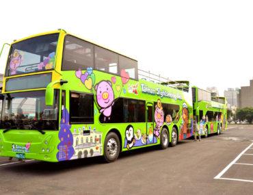 台南雙層巴士試營運 | 妳好南搞