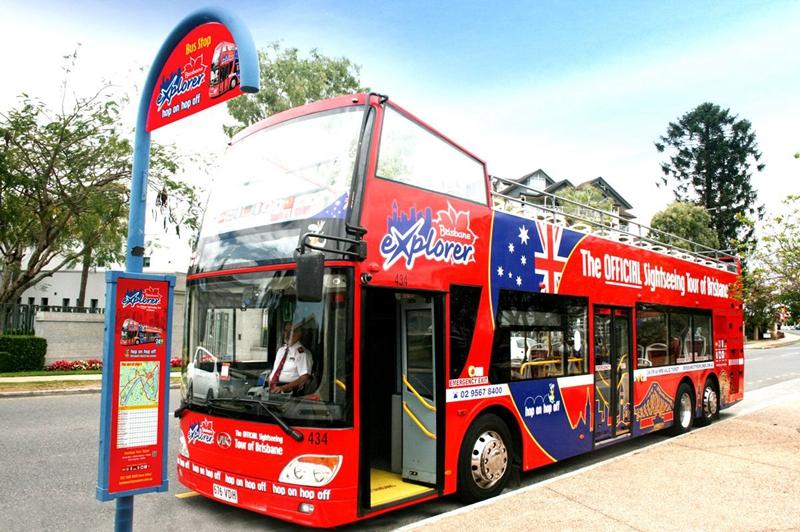 台南雙層巴士