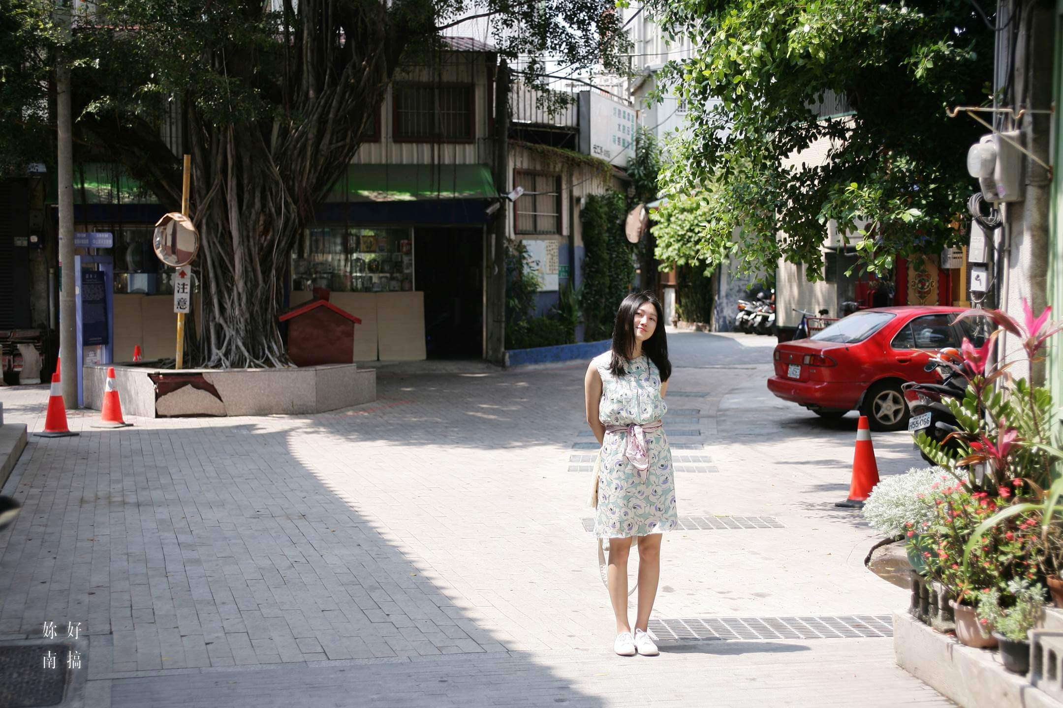 好散步台南景點-03-妳好南搞