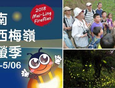2018臺南楠西梅嶺賞螢季