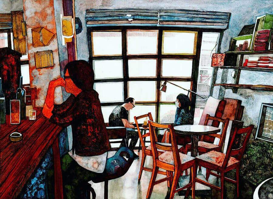 台南巷框 -03- 妳好南搞 - 1/2藝術蝦 Artshrimp