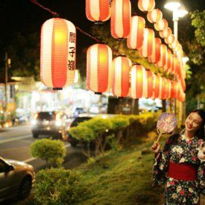 2018臺南關子嶺溫泉美食節 | 浴衣體驗,逛市集,飽滿的心靈秋收