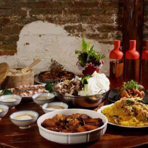 筑馨居   府城名廚出手,料理一桌充滿古味的辦桌菜!