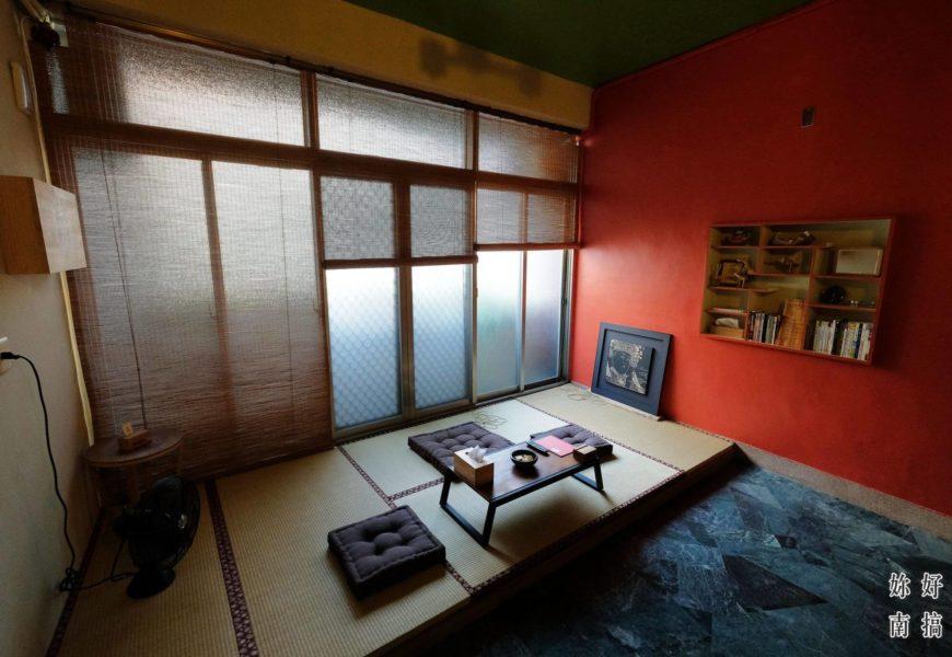 米宿 | 台南中西區民宿獨享整層寬敞空間 像台南人一樣生活