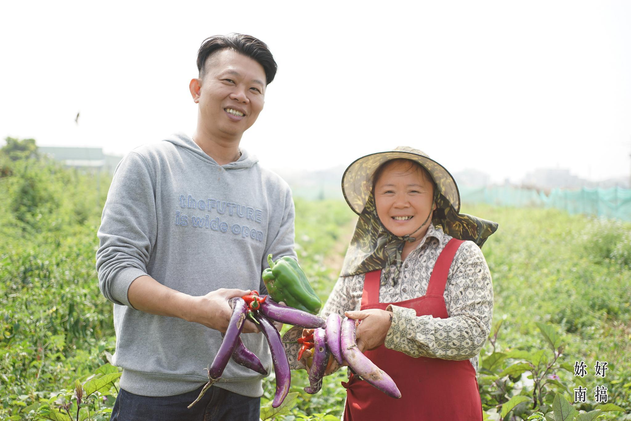 台南小旅行-跟著主廚逛市場-05-妳好南搞