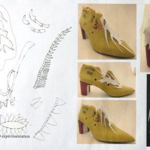 台灣手工鞋   一雙手工鞋的誕生 設計篇