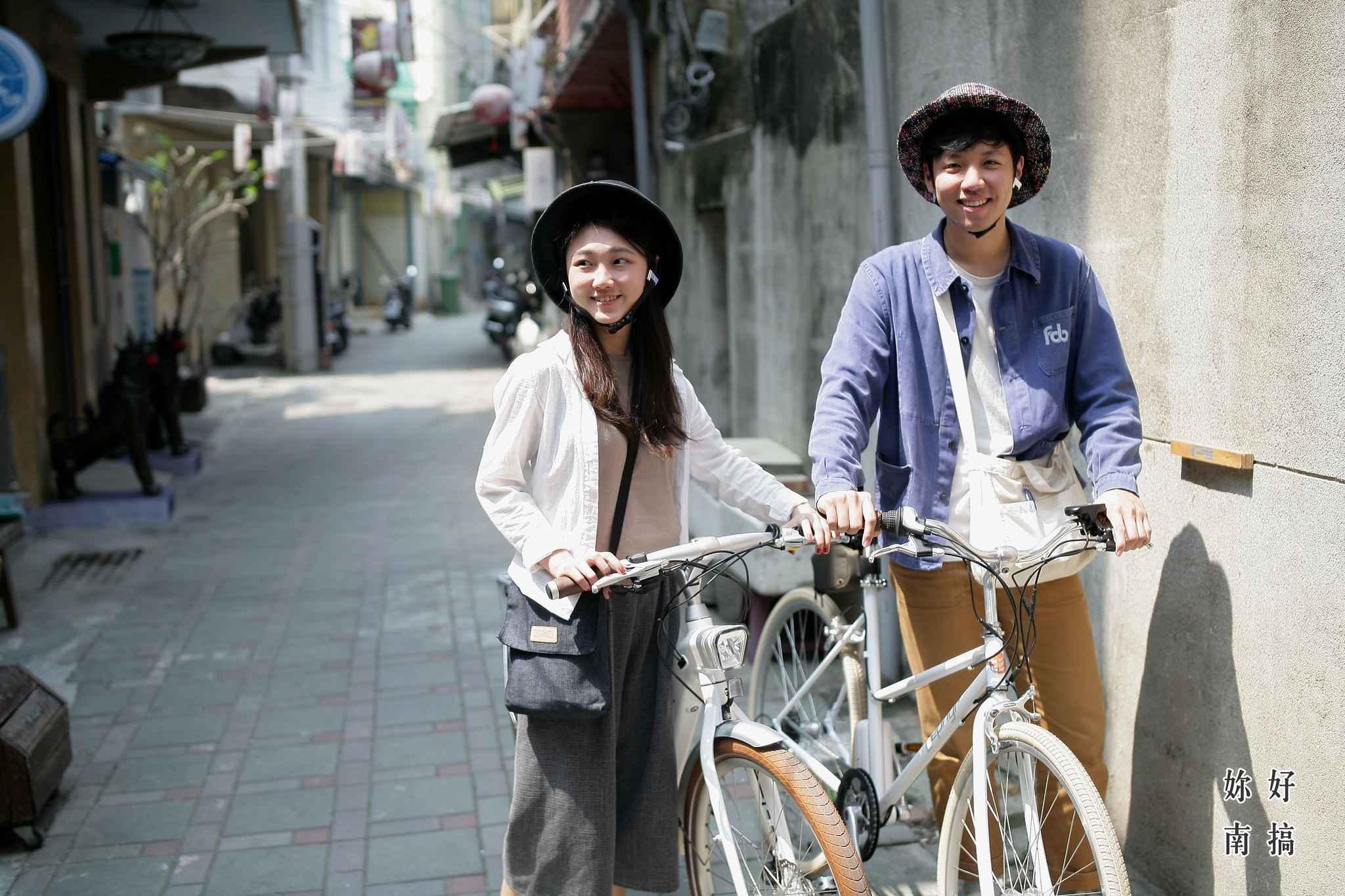 台南腳踏車-小南天生活輕旅-02-妳好南搞