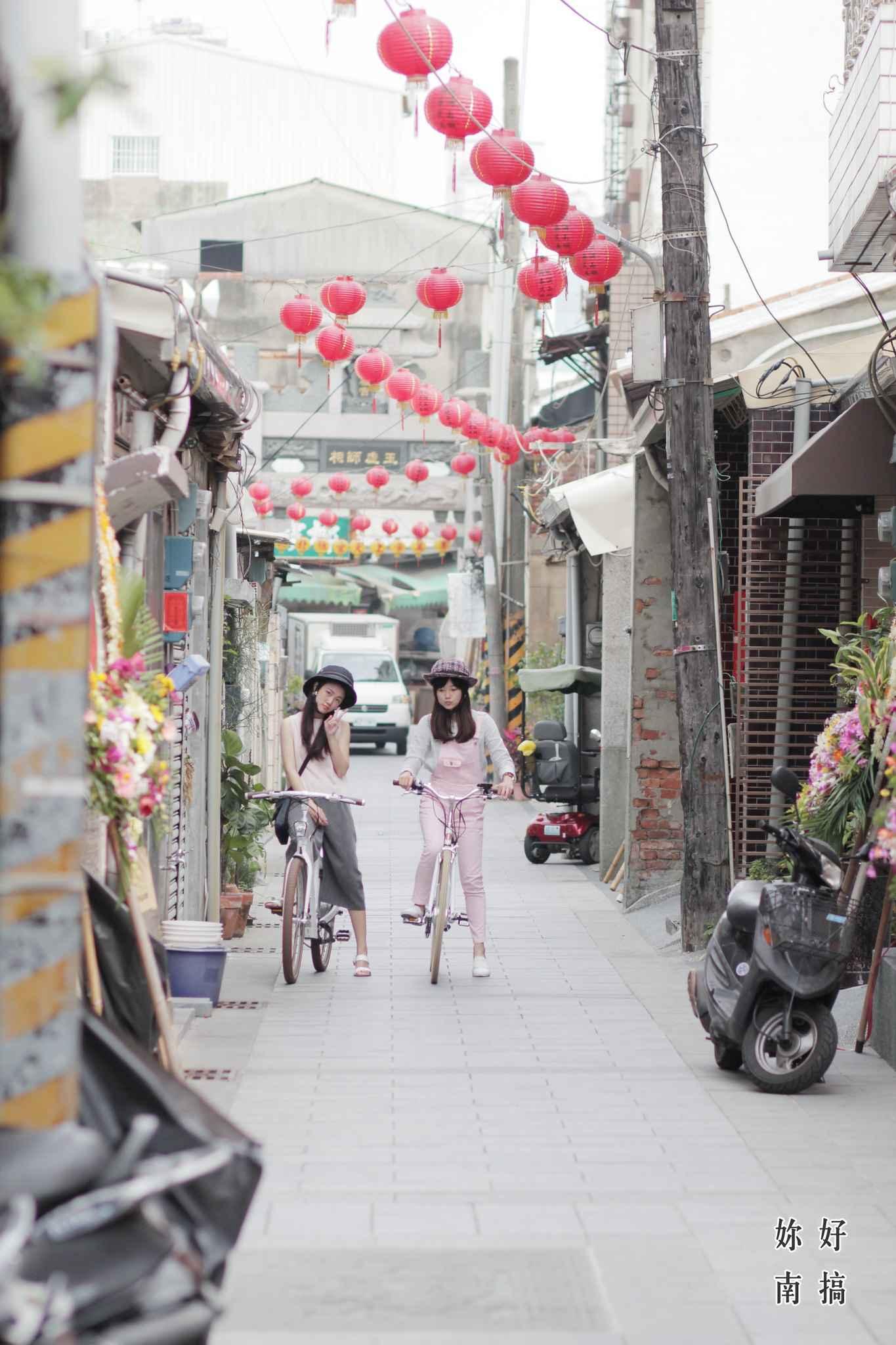 台南腳踏車-小南天生活輕旅-05-妳好南搞