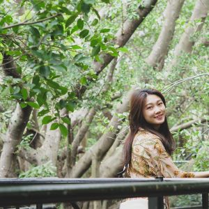 安平樹屋 | 絕美必訪!在都市拍出森林秘境感!