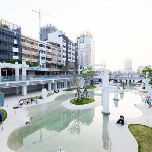 河樂廣場 | 台南中西區超美拍照景點!散步約會好去處!