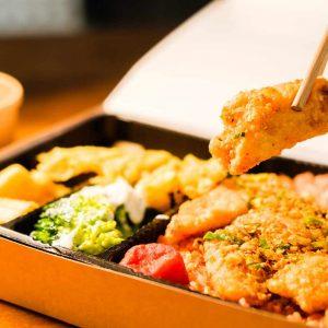 台南好吃便當   今天午餐吃什麼?多種便當口味任您挑選!