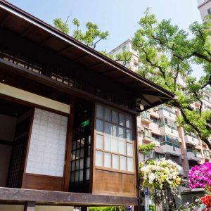 府東創意森林場長宿舍 | 參觀美麗日式宿舍建築,欣賞藝術,享受悠閒!